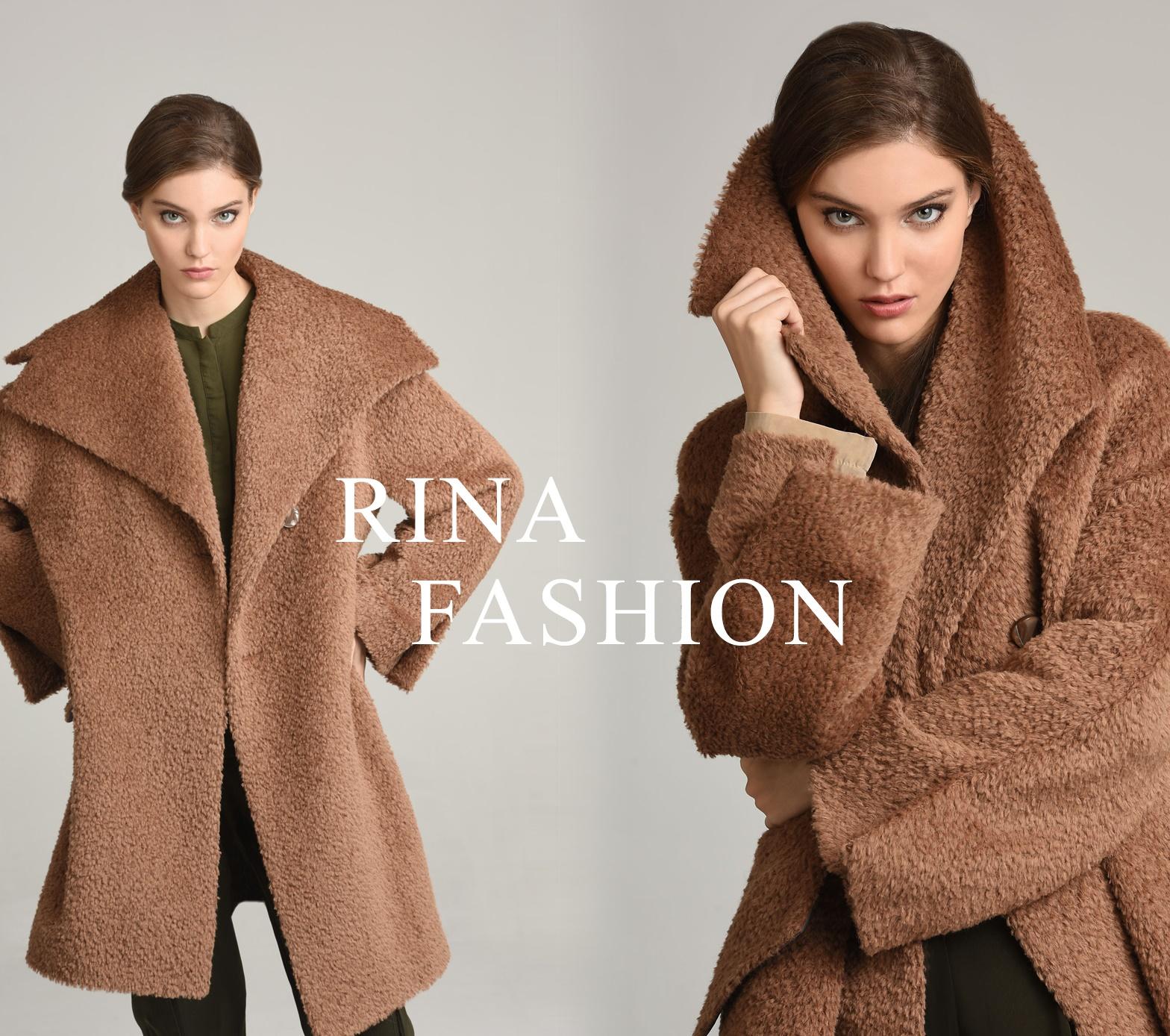 Ирина, Компания RINA FASHION